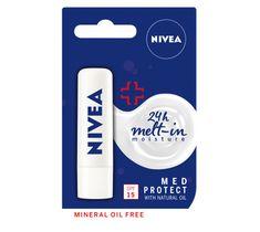 Nivea Lip Care Pomadka ochronna do ust Med Repair 4.8 g