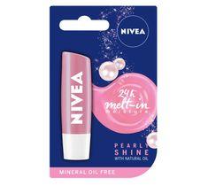 Nivea Lip Care Pomadka ochronna do ust Pearly Shine 4.8 g