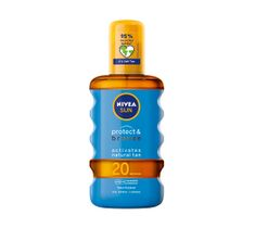 Nivea Sun Protect & Bronze olejek w spray'u aktywujący naturalną opaleniznę SPF20 (200 ml)
