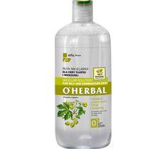 O'Herbal Płyn micelarny dla cery tłustej i mieszanej Chmiel 500 ml