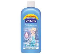 On Line Disney Frozen szampon i żel pod prysznic dla dzieci 400 ml