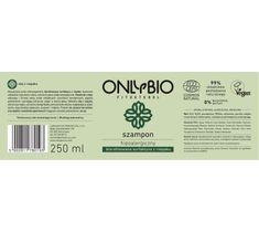 OnlyBio Fitosterol Hipoalergiczny szampon z olejem z rzepaku (250 ml)