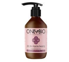 OnlyBio Fitosterol – żel do mycia twarzy hipoalergiczny (250 ml)