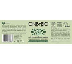 OnlyBio Fitosterol Odżywka odbudowująca do włosów suchych i zniszczonych (250 ml)