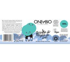 OnlyBio Fitosterol Pianka do mycia dla dzieci powyżej trzeciego roku życia z pompką (250 ml)