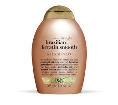 Organix Brazylijska Keratyna szampon wygładzający z brazylijską keratyną 385ml