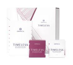 Orphica Timeless zestaw kosmetyków – krem na dzień (50 ml) + krem na noc (50 ml) + maski do twarzy (4 szt.)