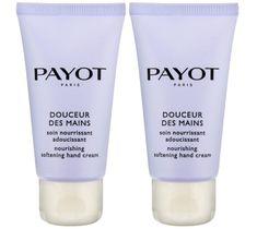 Payot Nourishing Softening Hand Cream krem do rąk 2x50ml