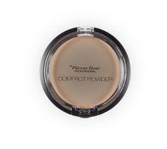Pierre Rene Professional Compact Powder puder w kamieniu No 17 Chilly Bronze 8g