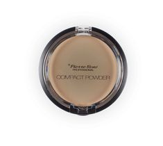 Pierre Rene Professional Compact Powder puder w kamieniu No 18 Warm Bronze 8g