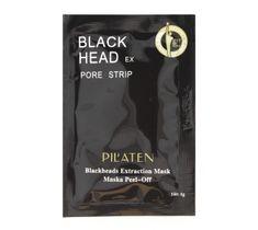 Pilaten Black Mask czarna maska do twarzy z aktywnym węglem z bambusa 6g