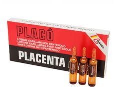 Placenta Placo ampułki na porost włosów 12szt.