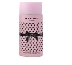 Real Time Dots & Things Pink For Women woda perfumowana spray 100ml