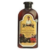 Receptury Babuszki Agafii płyn do kąpieli ziołowy energetyczny (500 ml)