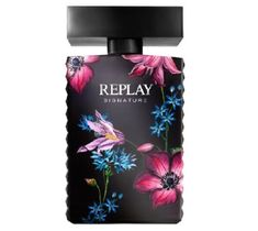 Replay Signature woda perfumowana spray 100ml