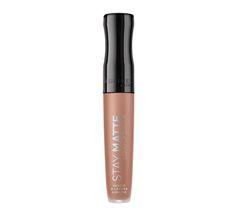 Rimmel Stay Matte Liquid Lip Colour matowa szminka w płynie 710 Latte To Go 5,5ml