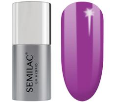 Semilac One Step lakier hybrydowy S760 Hyacinth Violet (5 ml)