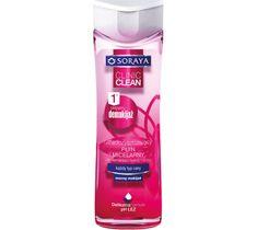Soraya Clinic Clean Płyn micelarny do każdego typu cery 400 ml