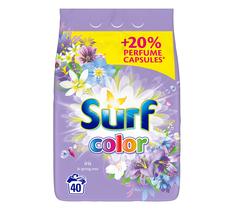 Surf Color Iris & Spring Rose proszek do prania do koloru 2,6kg