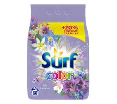 Surf Color Iris & Spring Rose proszek do prania do koloru 3,9kg