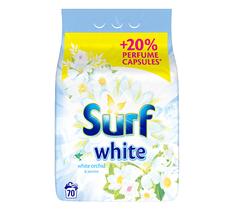 Surf White Orchid & Jasmine proszek do prania do bieli 4,55kg