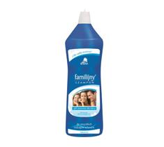 Familijny szampon do wszystkich rodzajów włosów niebieski (500 ml)