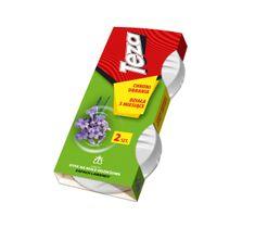 Teza dysk na mole odzieżowe - zapach lawendowy 1 op. - 2 szt.