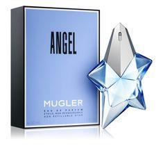 Mugler Angel woda perfumowana spray z możliwością ponownego napełnienia 50 ml