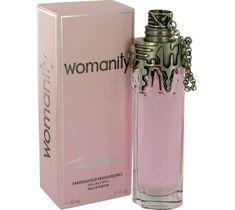 Thierry Mugler Womanity woda perfumowana z możliwością napełniania spray 80ml