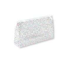 Top Choice Happy Dots PCV kosmetyczka damska z nadrukiem (93463) 1 szt.