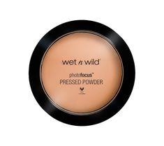 Wet n Wild Photo Focus Pressed Powder puder prasowany Golden Tan 7.5g