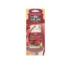Yankee Candle Car Jar Ultimate zapach samochodowy Black Cherry 1sztuka