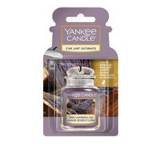 Yankee Candle Car Jar Ultimate zapach samochodowy Dried Lavender & Oak
