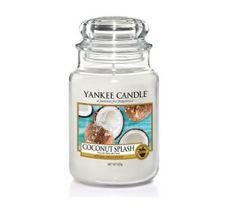 Yankee Candle Świeca zapachowa duży słój Coconut Splash 623g
