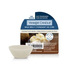 Yankee Candle – Wax Melt wosk zapachowy Coconut Rice Cream (22 g)