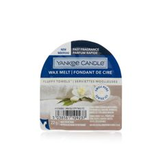 Yankee Candle – Wax Melt wosk zapachowy Fluffy Towels (22 g)