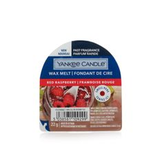 Yankee Candle – Wax Melt wosk zapachowy Red Raspberry (22 g)