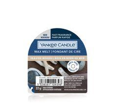 Yankee Candle – Wax Melt wosk zapachowy Seaside Woods (22 g)