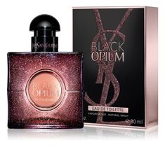 Yves Saint Laurent Opium Black Glowing Pour Femme woda toaletowa spray 30 ml