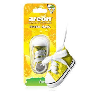 Areon Fresh Wave – odświeżacz do samochodu Vanilla (1 szt.)