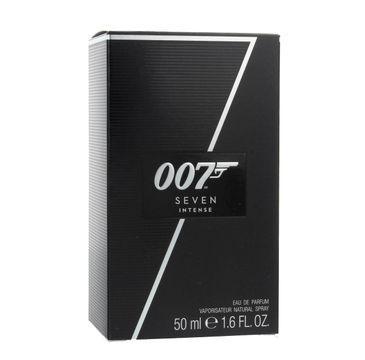 007 for Men Seven Intense woda perfumowana dla mężczyzn 50 ml