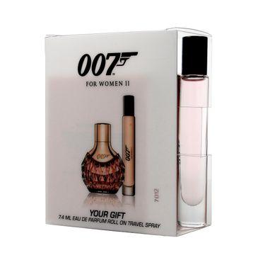 007 for Women II zestaw prezentowy (woda perfumowana 30 ml+woda perfumowana mini 7.4 ml)