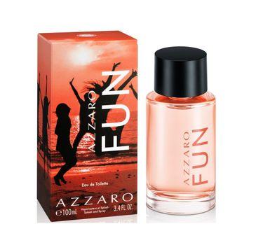 Azzaro Fun (woda toaletowa spray 100 ml)