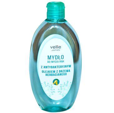 Vellie Japan – Mydło do mycia rąk z antybakteryjnym olejkiem z drzewa herbacianego (500 ml)