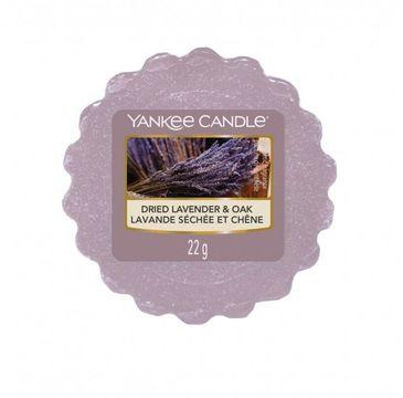 Yankee Candle – Wax wosk zapachowy Lavender&Oak (22 g)