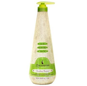 Macadamia Professional – Natural Oil Smoothing Shampoo wygładzający szampon do włosów (1000 ml)