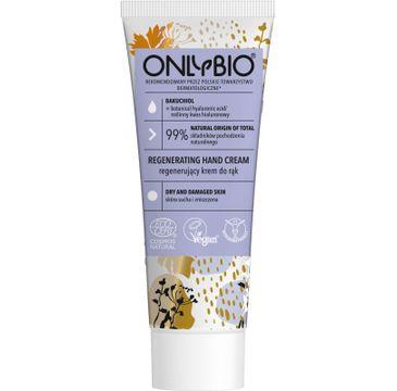 OnlyBio – Regenerujący krem do rąk Bakuchiol (75 ml)
