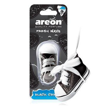 Areon Fresh Wave – odświeżacz do samochodu Black Crystal (1 szt.)