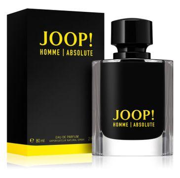 Joop! Homme Absolute woda perfumowana spray 80ml