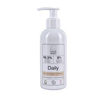 Active – Organic Daily płyn do higieny intymnej (200 ml)